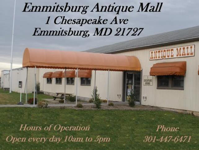 Emmitbsurg Antique Mall